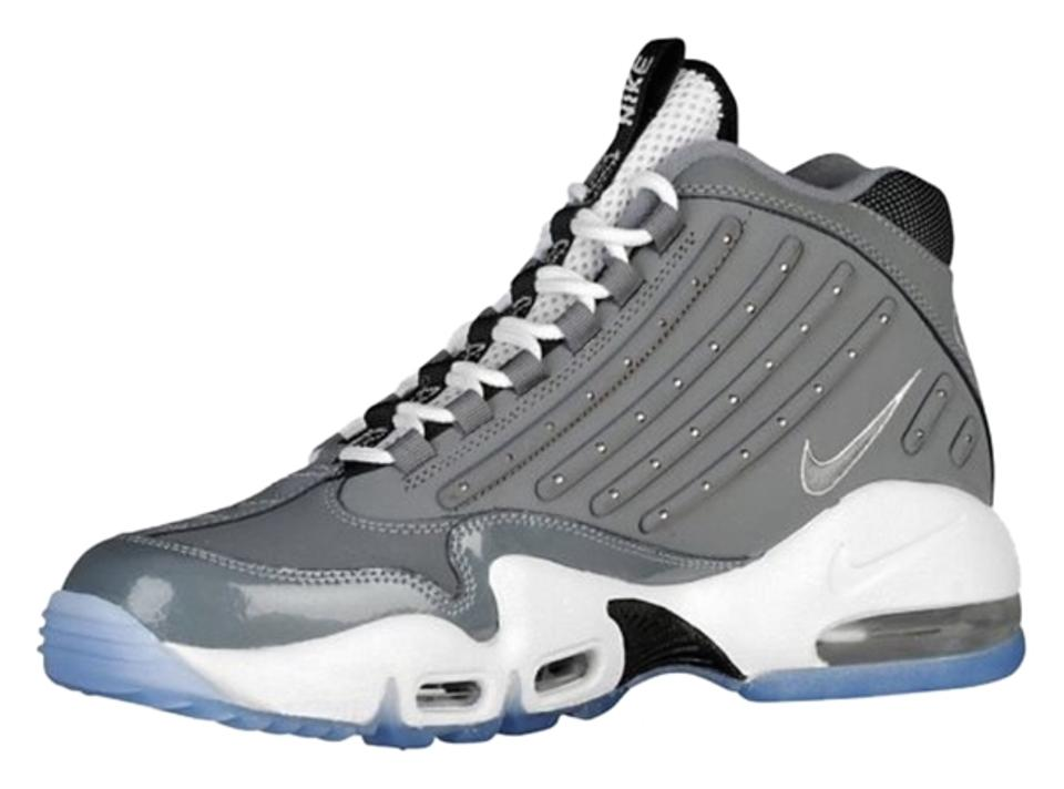 newest 4a2f3 2caf1 Nike Cool Grey White Black Air Griffey Max 2 Men s Sneakers  Grey White Black - New In Box Sneakers