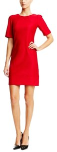 Donna Ricco Elbow Sleeve Dress