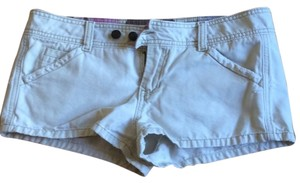Hollister Comfortable Mini/Short Shorts Tan
