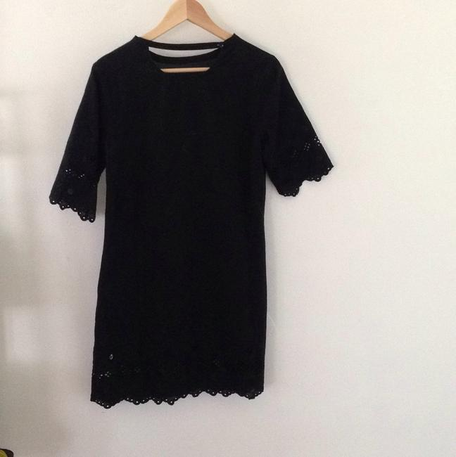 Amilita short dress Black on Tradesy