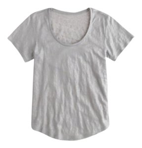 J.Crew T Shirt Metallic