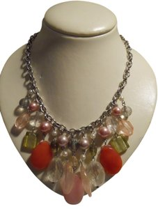 Lane Bryant Lane Bryant faceted necklace