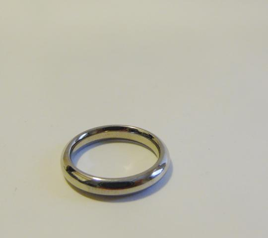 Other Stainless Steel Band Ring Size 8
