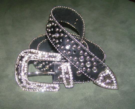 Other Reduced! Western Bling Rhinestone Cross Belt Free Shipping