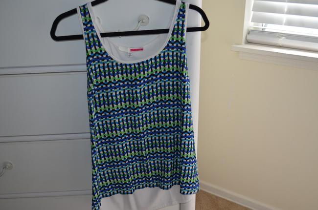 Tracy Reese Top multi color