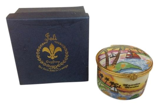 Joli Prom Joli Ceramic Trinket Box