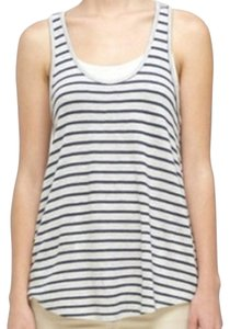 Vince Shirttailtank Top Gray