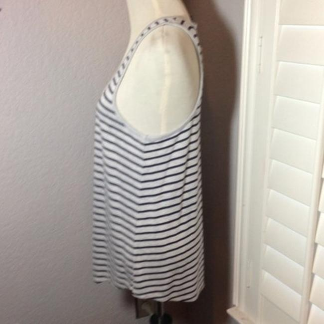 Vince Vincetank Shirttailtank Top Gray