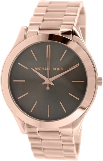 michael kors run away rose gold mk3181 women 39 s watch. Black Bedroom Furniture Sets. Home Design Ideas