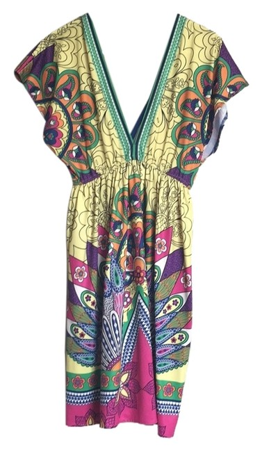 Item - Above Knee Short Casual Dress Size 10 (M)