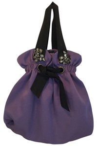 Vera Wang Lavender Label Lavendar Tote in Purple