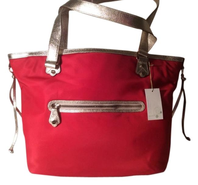 Item - Bag Nordstrom Red Tote
