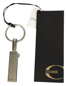 Just Cavalli Just Cavalli Silver Key Ring