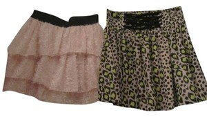 H&M Mini Skirt Multi