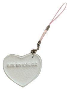 See by Chloé See by Chloe White Leather Trick