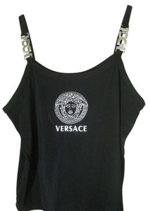 Versace Top Black/White
