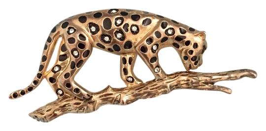 Other Leopard Brooch