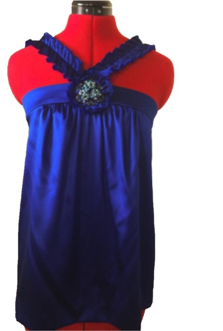 Marc Bouwer Top Royal Blue