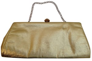 Party Gold Clutch