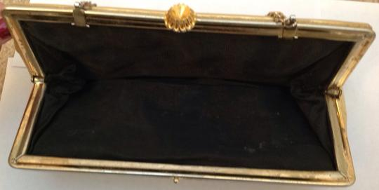 Other Party Gold Clutch