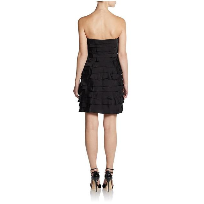 BCBGMAXAZRIA Lbd Ruffles Party Dress