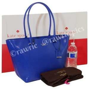Kate Spade Nwt New Tote in Blue
