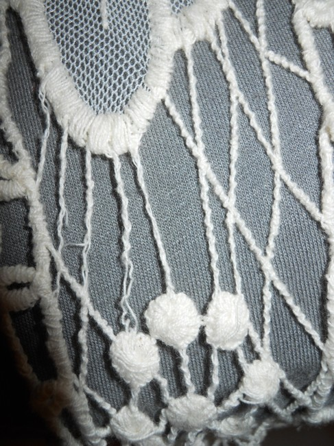 Other Lace Crocheted Vest