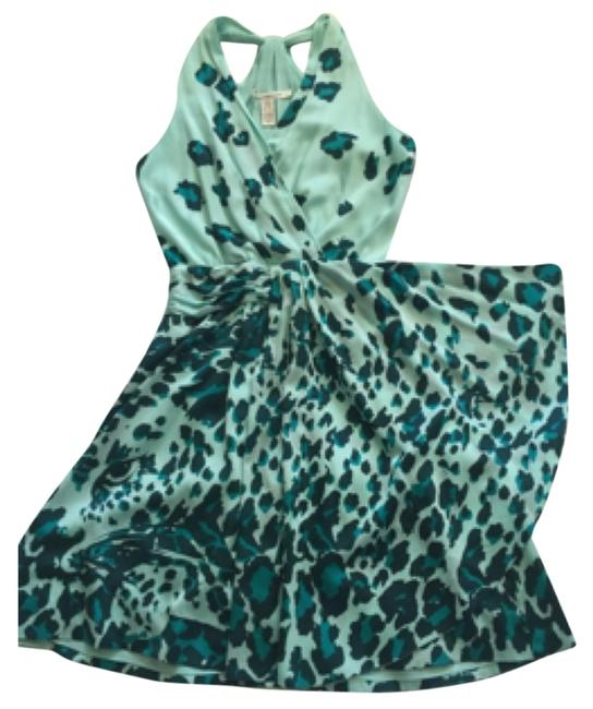 Preload https://item1.tradesy.com/images/diane-von-furstenberg-light-turquoise-with-flowers-d1463789a10-knee-length-cocktail-dress-size-4-s-5188210-0-0.jpg?width=400&height=650