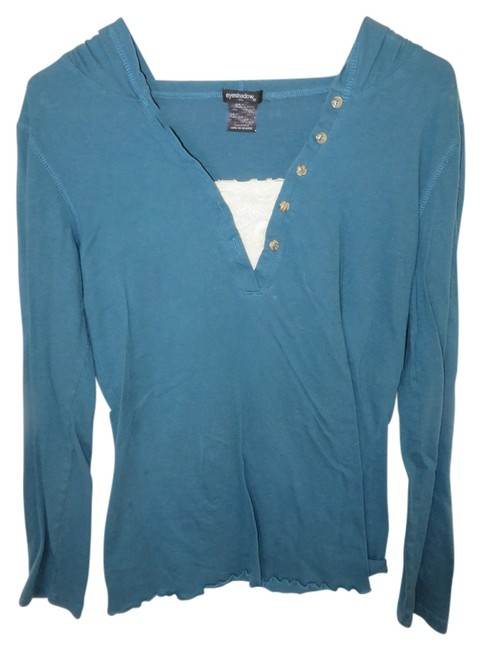 Preload https://item5.tradesy.com/images/eyeshadow-teal-blouse-size-16-xl-plus-0x-5188414-0-0.jpg?width=400&height=650