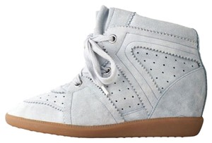 Isabel Marant Sneakers Bobby Sky Wedges