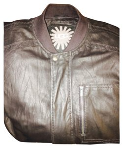 UGG Australia Leather Jacket