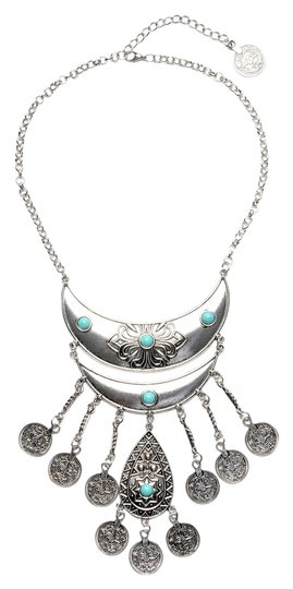 Preload https://item1.tradesy.com/images/eye-candy-los-angeles-teal-coin-necklace-5189080-0-0.jpg?width=440&height=440