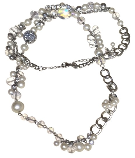 Cookie Lee pearl necklace
