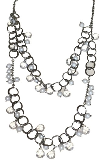 WHBM pearl necklace