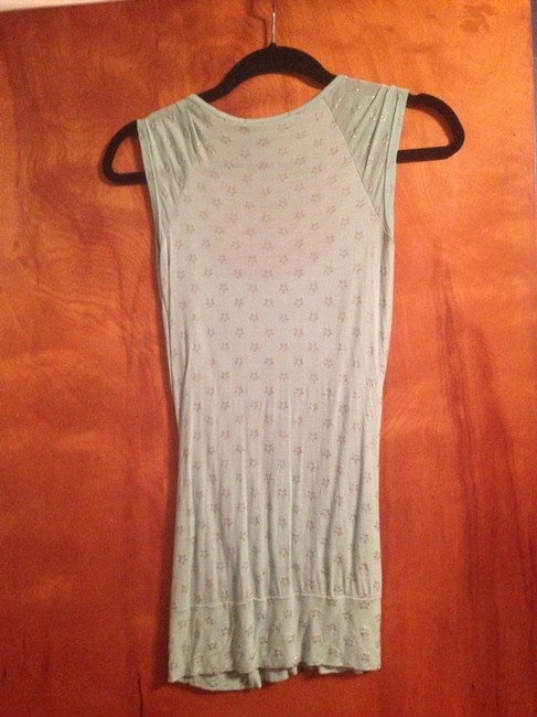 Charlotte Russe Top Mint Green