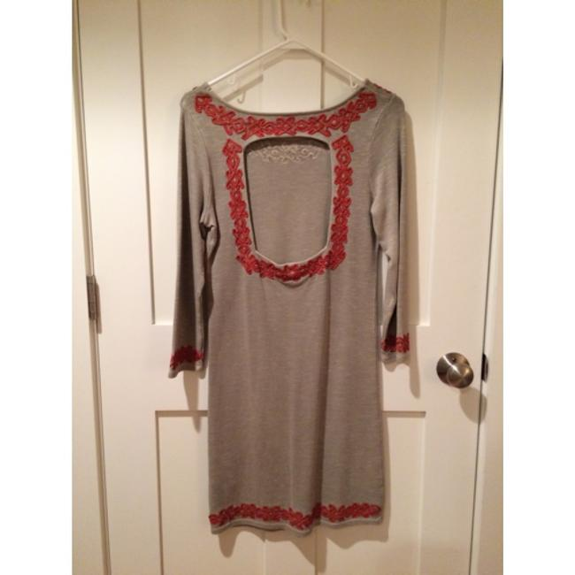 Free People short dress Beige and Coral on Tradesy