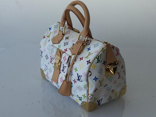 Louis Vuitton Satchel in Multicolore