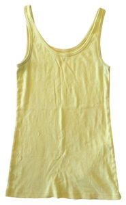 Ann Taylor LOFT Top soft yellow