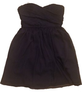 J.Crew Sweetheart Strapless Polyester Machine Washable Dress
