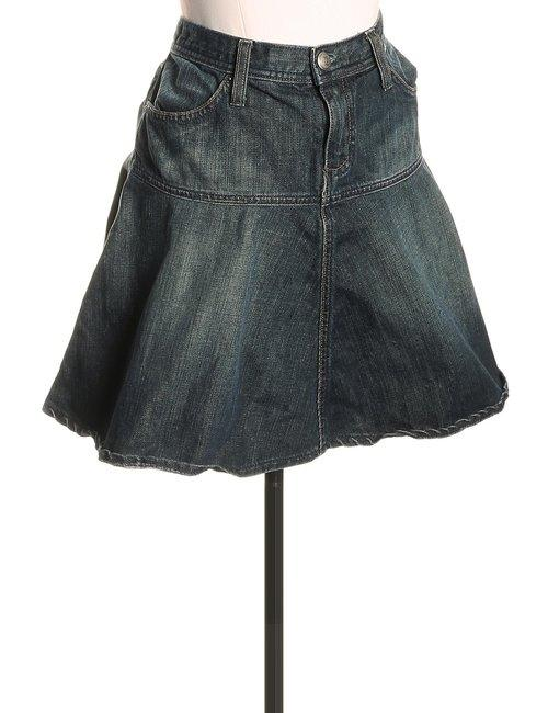 Habitual Mini Skirt Denim Image 1