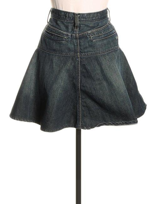 Habitual Mini Skirt Denim Image 2