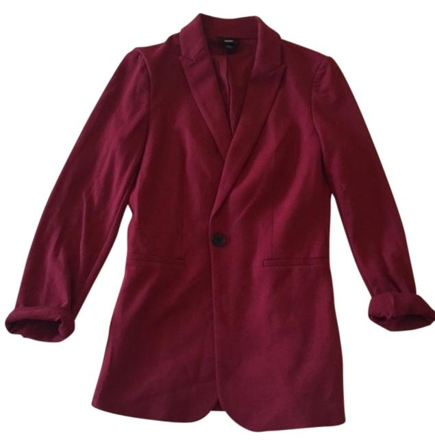 Mossimo Supply Co. Red Blazer