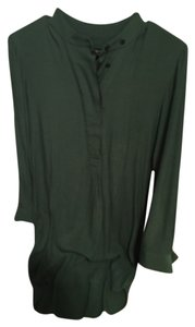 Madewell short dress Green on Tradesy