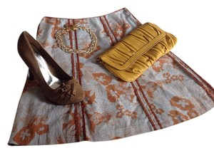 Anthropologie Vintage Summer Skirt Mixed