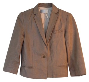 Zadig & Voltaire Chic Versatile Lamb Spring Fall Soft Tan Leather Jacket