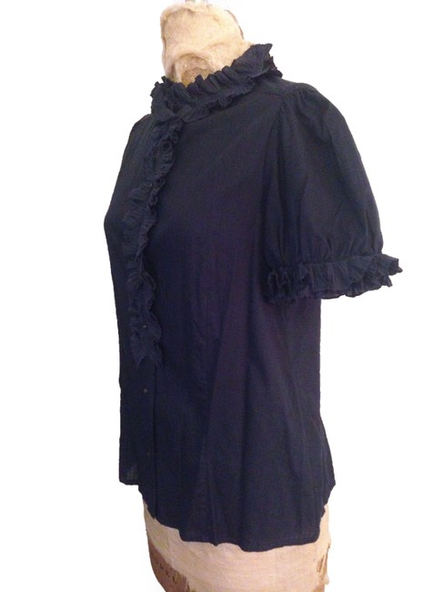 Marc by Marc Jacobs Top Navy Blue