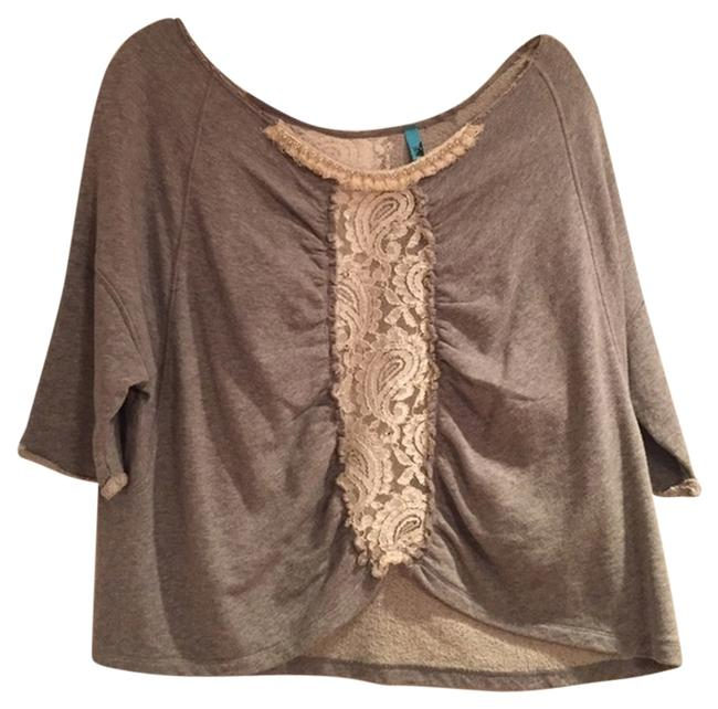 Preload https://item2.tradesy.com/images/free-people-grey-crop-lace-sweaterpullover-size-8-m-5191291-0-0.jpg?width=400&height=650