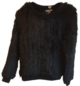 Opening Ceremony Fur Sweater