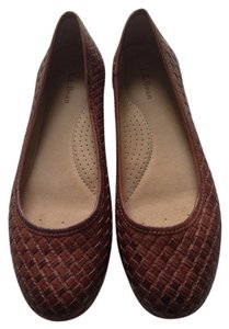 L.L.Bean Brown Flats