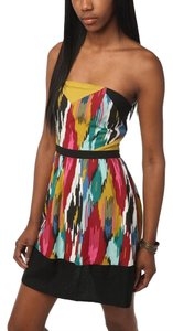 Silence + Noise short dress Multi-Color Southwestern Navajo Ikat on Tradesy